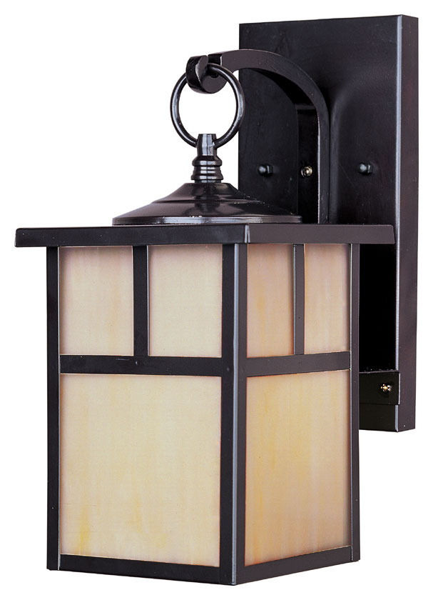 Maxim 4053HOBU Coldwater Craftsman Burnished 12u0026nbsp; Tall Outdoor Sconce  Lighting. Loading Zoom