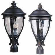 Maxim 41421WG Camden VX Traditional 23  Tall Outdoor Lighting Post Light