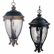 Maxim 41429WG Camden VX Traditional 26.5  Tall Outdoor Pendant Light