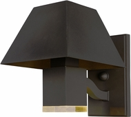 Maxim 53514CLABZ Pavilion Architectural Bronze LED Outdoor Wall Sconce Light