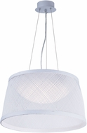 Maxim 54372WT Bahama Contemporary White LED 16  Drop Lighting