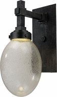 Maxim 54384PLIO Pike Place Iron Ore LED Outdoor Wall Light Sconce