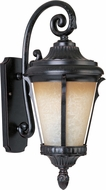 Maxim 55015LTES Odessa LED Traditional Espresso Outdoor Wall Sconce Lighting