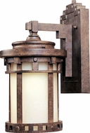 Maxim 55031MOSE Santa Barbara LED Sienna Outdoor Wall Lighting Sconce