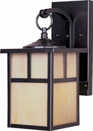 Maxim 55053HOBU Coldwater LED Craftsman Burnished Outdoor Sconce Lighting