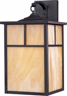 Maxim 55054HOBU Coldwater LED Craftsman Burnished Exterior Light Sconce