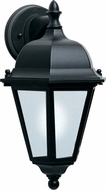Maxim 55100BK Westlake LED Traditional Black Outdoor Lighting Sconce