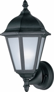 Maxim 55102BK Westlake LED Traditional Black Outdoor Wall Sconce Lighting