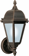 Maxim 55102RP Westlake LED Traditional Rust Patina Exterior Wall Light Fixture