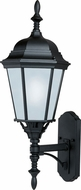 Maxim 55103BK Westlake LED Traditional Black Outdoor Lighting Wall Sconce