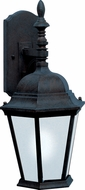 Maxim 55104BK Westlake LED Traditional Black Outdoor Wall Sconce Lighting