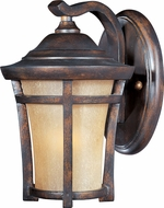 Maxim 55162GFCO Balboa VX LED Traditional Copper Oxide Outdoor Wall Light Sconce