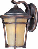 Maxim 55164GFCO Balboa VX LED Traditional Copper Oxide Outdoor Wall Light Sconce