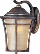 Maxim 55165GFCO Balboa VX LED Traditional Copper Oxide Exterior Wall Sconce Light