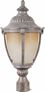 Maxim 55181LTET Morrow Bay LED Traditional Earth Tone Outdoor Lamp Post Light Fixture