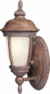 Maxim 55462SFSE Knob Hill LED Traditional Sienna Exterior Wall Light Sconce
