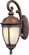 Maxim 55464SFSE Knob Hill LED Traditional Sienna Outdoor Wall Sconce Light