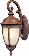 Maxim 55465SFSE Knob Hill LED Traditional Sienna Exterior Wall Sconce