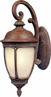 Maxim 55466SFSE Knob Hill LED Traditional Sienna Outdoor Wall Lamp