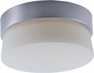 Maxim 55560SWSS Flux Satin Silver LED 7  Overhead Light Fixture