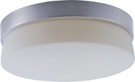 Maxim 55564SWSS Flux Satin Silver LED 11  Ceiling Lighting