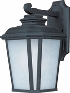 Maxim 55643WFBO Radcliffe LED Black Oxide Exterior Lighting Sconce