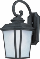 Maxim 55646WFBO Radcliffe LED Black Oxide Exterior Wall Sconce Lighting