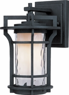 Maxim 55782WGBO Oakville LED Black Oxide Outdoor Sconce Lighting