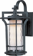Maxim 55785WGBO Oakville LED Black Oxide Outdoor Lighting Sconce
