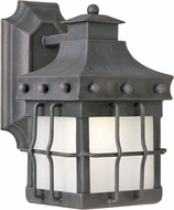 Maxim 56081FSCF Nantucket Modern Country Forge LED Exterior 10.5  Wall Mounted Lamp