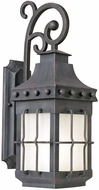 Maxim 56084FSCF Nantucket Contemporary Country Forge LED Outdoor 23  Wall Light Sconce
