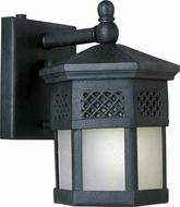 Maxim 56322FSCF Scottsdale Modern Country Forge LED Exterior Wall Sconce Light