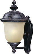 Maxim 56522MOOB Carriage House Contemporary Oriental Bronze LED Outdoor Wall Lighting