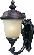 Maxim 56523MOOB Carriage House Modern Oriental Bronze LED Exterior Sconce Lighting