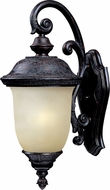 Maxim 56526MOOB Carriage House Modern Oriental Bronze LED Exterior Lighting Sconce