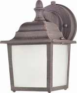 Maxim 56924RP Side Door LED Rust Patina Exterior Wall Sconce Light