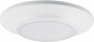Maxim 57634WTWT-24 Diverse Contemporary White LED Interior / Exterior 6  Flush Mount Lighting (Pack of 24)