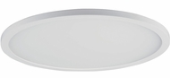 Maxim 57736WTWT Wafer Contemporary White LED Outdoor Flush Mount Ceiling Light Fixture