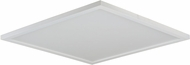 Maxim 57738WTWT Wafer Contemporary White LED Outdoor Ceiling Lighting