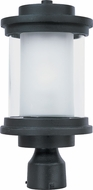 Maxim 5860CLFTAR Lighthouse Anthracite Outdoor Pole Lighting Fixture