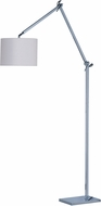 Maxim 60139WAPC Hotel Modern Polished Chrome LED Floor Lamp