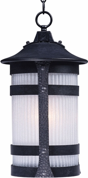 Maxim 83129CONAR Casa Grande EE Anthracite Fluorescent Exterior Drop Ceiling Lighting