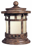 Maxim 85032MOSE Santa Barbara EE Traditional Sienna 10.5  Wide Exterior Deck Light