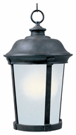 Maxim 85099FSBZ Dover EE Traditional Bronze 20  Tall Outdoor Hanging Light