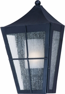 Maxim 85336CDFTBK Revere Black Fluorescent Outdoor Wall Lighting