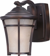 Maxim 85502LACO Balboa DC EE Copper Oxide Exterior Wall Sconce Light