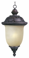 Maxim 85527MOOB Carriage House EE Traditional Oriental Bronze 24.5  Tall Outdoor Hanging Light Fixture