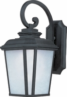 Maxim 85646WFBO Radcliffe EE Traditional Black Oxide Exterior Lighting Sconce