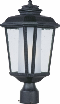 Maxim 85660CDFTBO Radcliffe EE Traditional Black Oxide Fluorescent Outdoor Post Lighting
