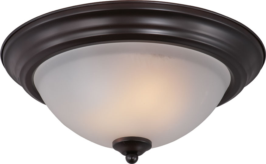 maxim 85841ftoi flush mount ee oil rubbed bronze flush